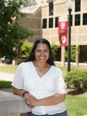 Iliana Pech Cruz is a graduate student at Walsh University in North Canton.