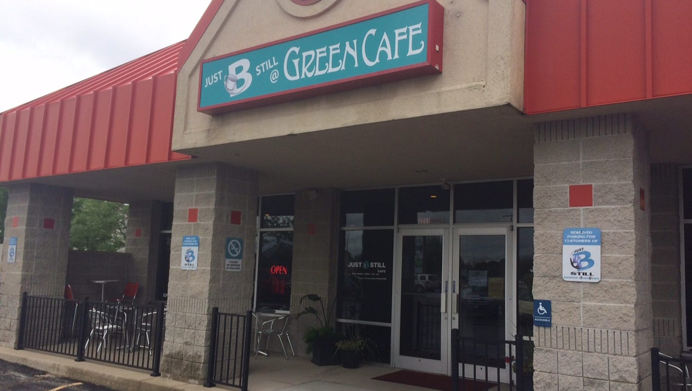 streetwise: green cafe expands, touts organic, local food and drink