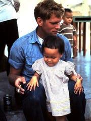 Don Ludwikowski, Save the Children Orphanage, Qui Nhon Vietnam.