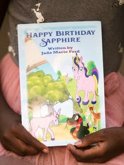 """""""Happy Birthday Sapphire"""" was written by 10-year-old"""