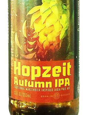 Deschute's Hopzeit