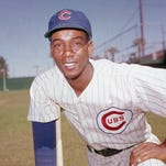 Ernie Banks, who spent his entire 19-year career with the Chicago Cubs and was MVP in 1958 and 1959, died Friday at age 83.