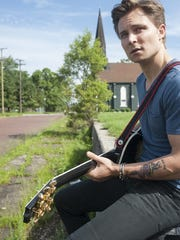 Frankie Ballard will perform in Salem as part of the
