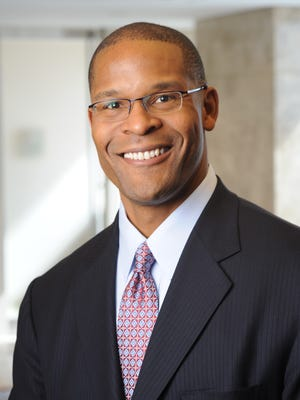 Byronn Spruell was named NBA's president of league operations.