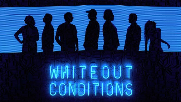"""""""Whiteout Conditions"""" by The New Pornographers."""
