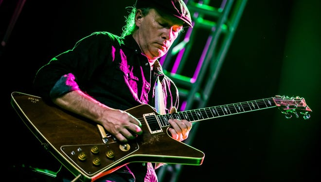 Steve Kimock will play an Outpost in the Burbs concert at the First Congregational Church in Montclair on June 3.