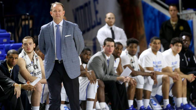 MTSU's head coach Kermit Davis and his team hit the road to take on Louisiana Tech and Southern Miss.