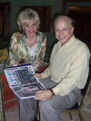 Jim Bakker and Lori Bakker are depicted in a 2007 News-Leader photograph.