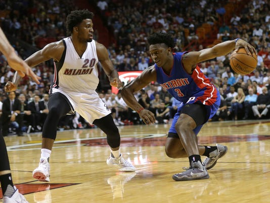 Stanley Johnson, Justise Winslow