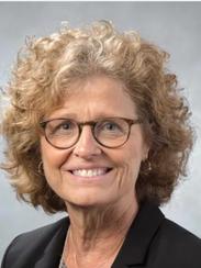 The Rev. Ann Helmke
