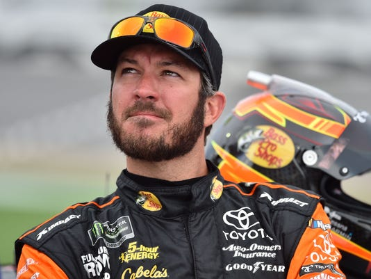 07075729c34 Martin Truex Jr. gears up for another road-course win at Watkins Glen