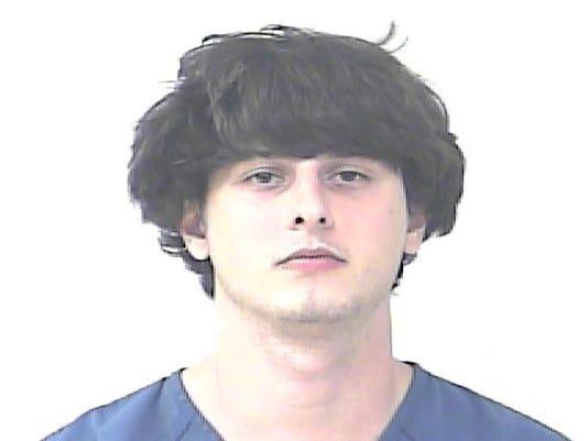Ralph Sergo crime jail mugshot