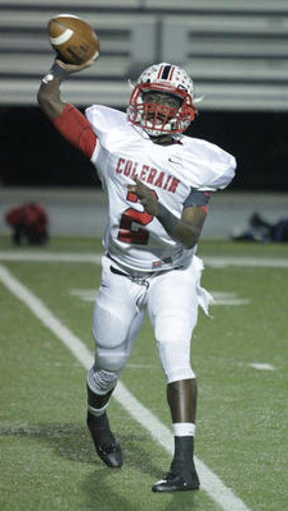Colerain 2016 QB Deshaunte Jones and other members of the 2016 class would be eligible to sign in December if a measure if passed this week.