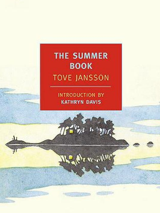 "The Summer Book"" by Tove Jansson"
