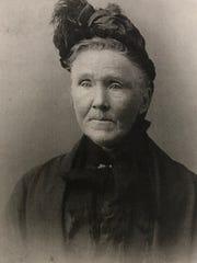 Rakowitz great-great grandmother, Mary Rodney. Married