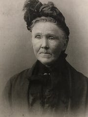 Rakowitz great-great grandmother, Mary Rodney. Married about 1860.