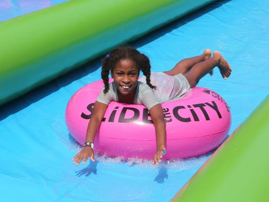 Slide the City Mount Vernon