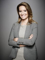 Katy Tury of NBC News.
