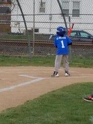 Jerome Johnson Jr., 8, is returning to Asbury Park