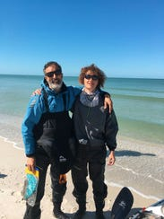 Mark and Max stop at Lowdermilk Park for a pit stop