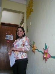 Psychologist Claudia Aracely Cu'Chún