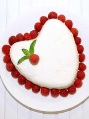 Make sweets for your sweetheart for Valentine's Day