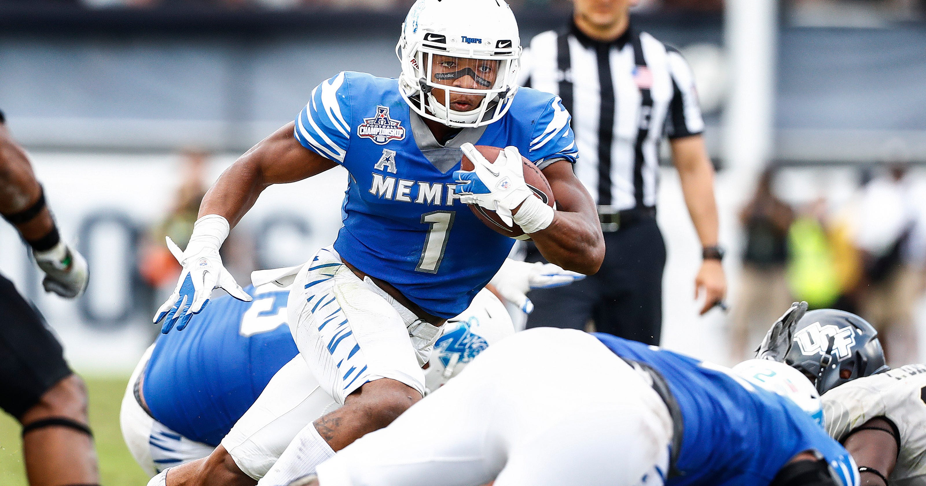 3 Memphis Tiger football players named to preseason award ...