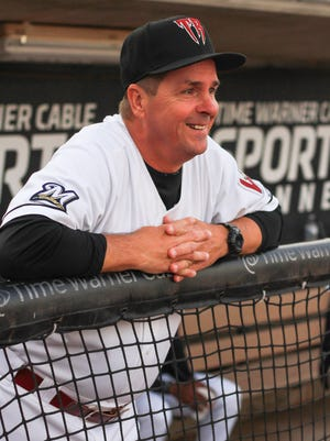 Al LeBoeuf was a coach last season with the Wisconsin Timber Rattlers, the Brewers' Class A affiliate.