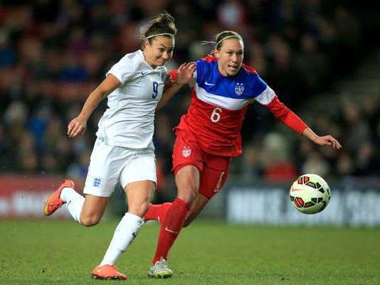 Britain Women's Soccer