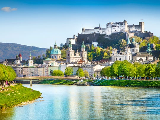 "Salzburg, Austria, is where ""The Sound of Music"" was filmed."