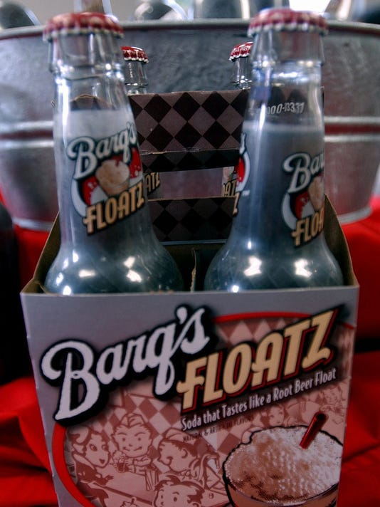 Title: BARQ'S FLOAT