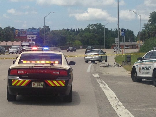 Business 41 North was shut down Thursday afternoon.