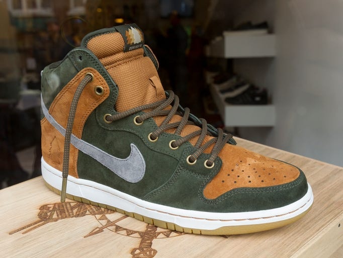 Ithaca Nike Shoes