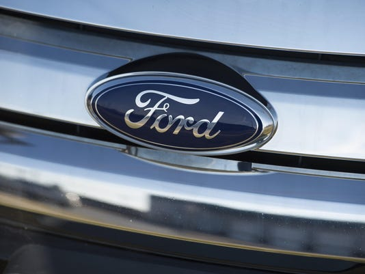 US-BUSINESS-AUTOMOBILES-FORD