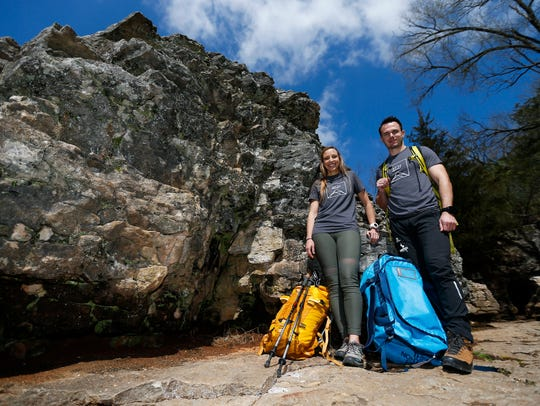 Danny and Cristina Collins started 37 North Expeditions,
