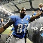 Rogers: Calvin Johnson deserved better from Lions