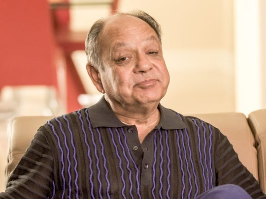"""Cheech Marin in a scene from """"The Latin Explosion: A New America."""""""