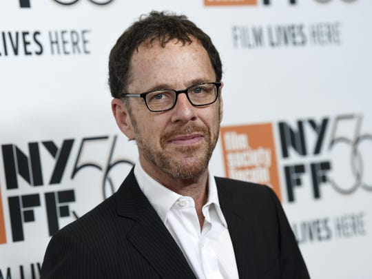 """In this Oct. 24, 2018 file photo, director and screenwriter Ethan Coen attends the premiere for """"The Ballad of Buster Scruggs"""" during the 56th New York Film Festival in New York. The film was the first Netflix release to have an exclusive theatrical run before debuting on the streaming service."""