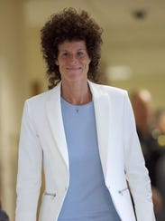 Bill Cosby accuser Andrea Constand at the Montgomery
