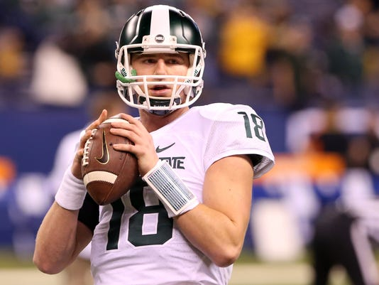 NCAA Football: Big Ten Championship-Iowa vs Michigan State