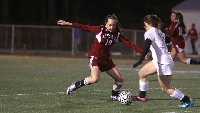 State-ranked Asheville High and Roberson play Monday night at Asheville.
