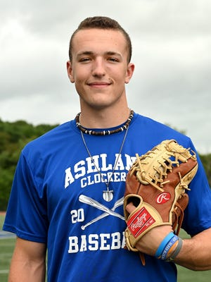 Daily News Sportsman of the Year Brandon Grover of Ashland.