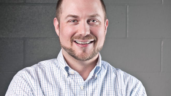 Matt Carpenter was named director of Ann Arbor's public transportation system