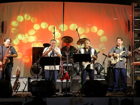 The Tejas Band is one of El Paso longtime musical acts that is always ready to set a party mood. They will ring in the New Year at the Forum Ballroom Tuesday.