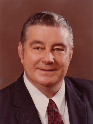 David Smith Hollenshead, 91, died on April 14.