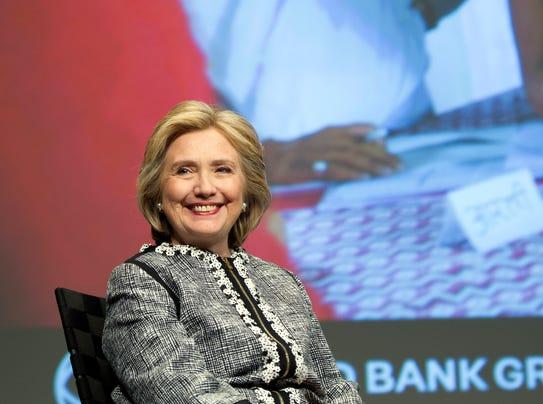 AP Hillary Clinton