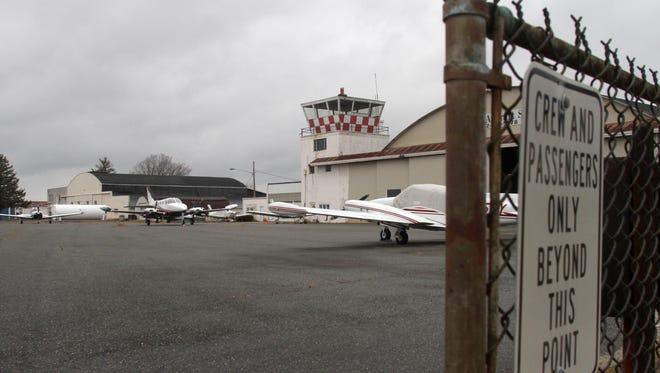 Monmouth Executive  Airport