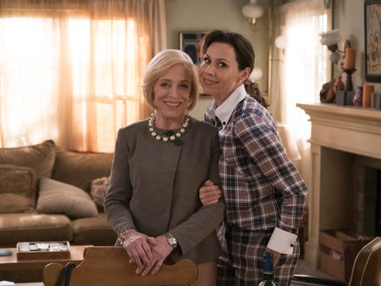HOLLAND TAYLOR, MINNIE DRIVER