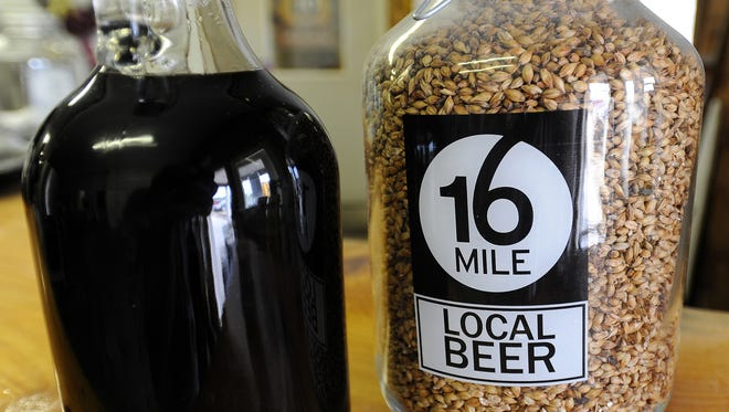 16 Mile Brewery in Georgetown is celebrating Delaware Day with a bash on Saturday.