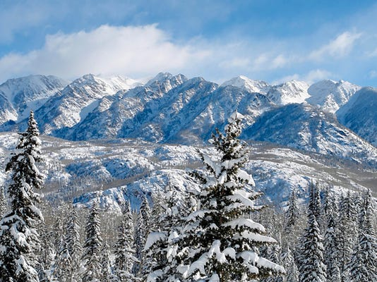 Durango Mountain Resort is pictured in January 2013. (Courtesy of Durango Mountain Resort)